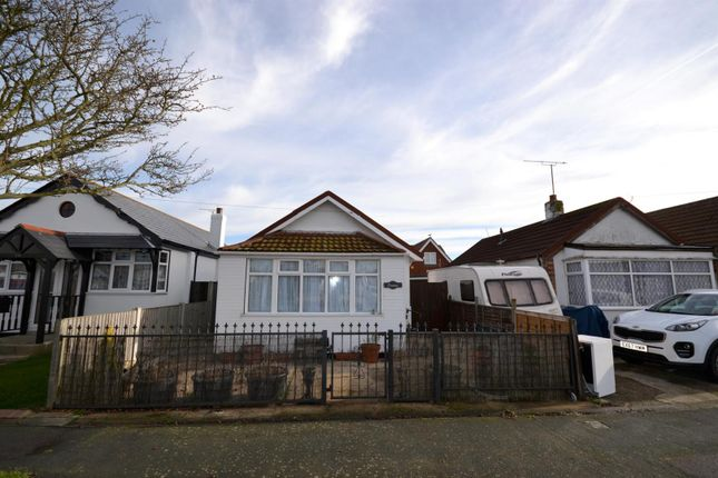 Thumbnail Detached bungalow for sale in Cornflower Road, Jaywick, Clacton-On-Sea