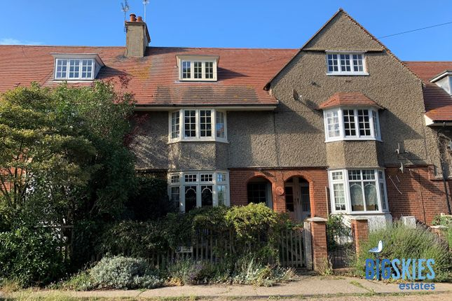 Thumbnail Terraced house for sale in Russell Terrace, Mundesley