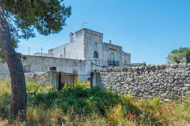 Thumbnail Farmhouse for sale in Contrada Tamburroni, Ostuni, Brindisi, Puglia, Italy