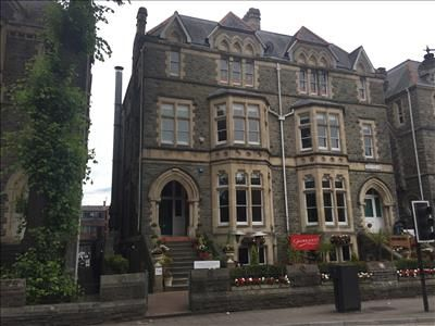 Thumbnail Office to let in Ground Floor Offices, 7-8 Park Place, Cardiff