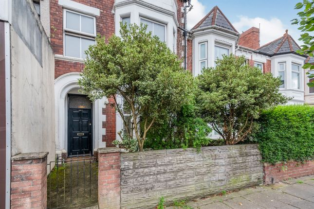 Thumbnail Terraced house for sale in Cowbridge Road East, Canton, Cardiff