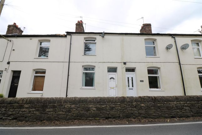 Thumbnail Terraced house for sale in Bemersley Road, Brown Edge, Stoke-On-Trent