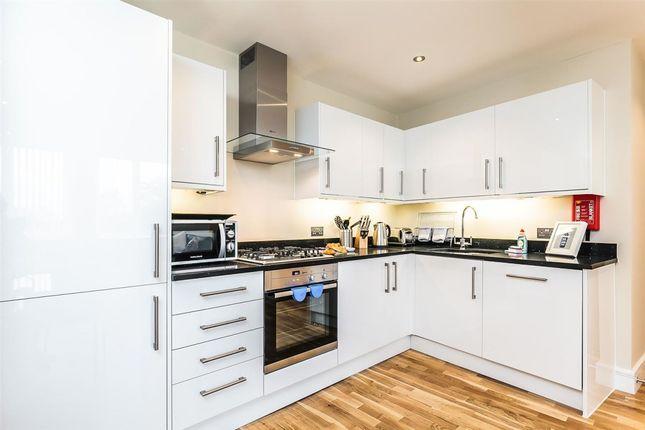 Thumbnail Flat to rent in Gayton Road, London