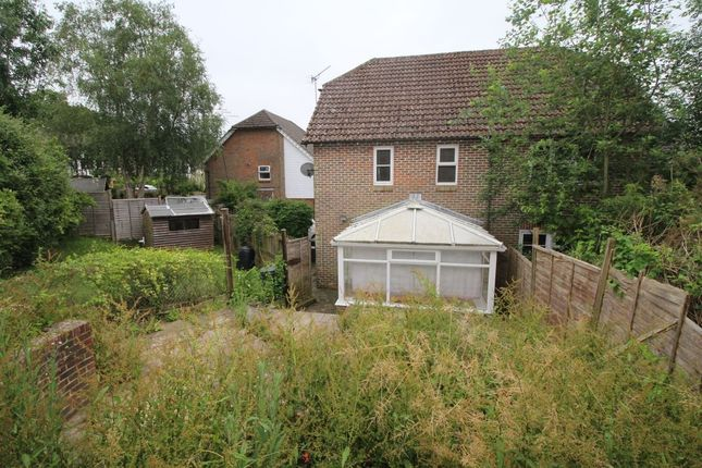 Thumbnail Terraced house for sale in Coppice View, Heathfield