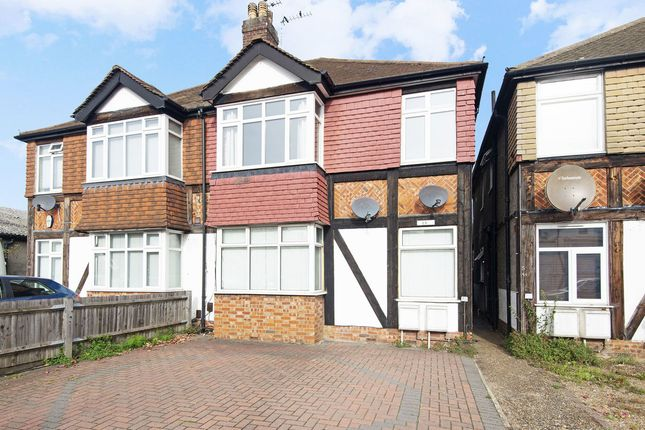 Thumbnail Maisonette for sale in Kingston Road, Raynes Park, London