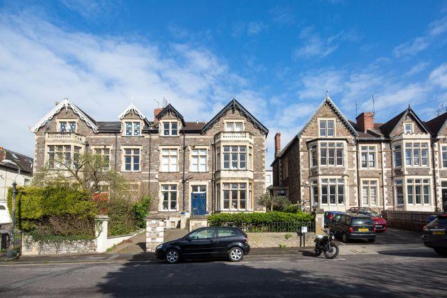 Thumbnail Flat for sale in Belgrave Road, Bristol