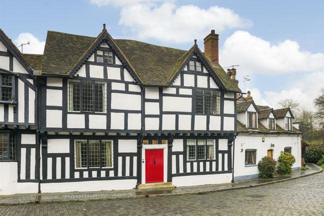 Thumbnail Terraced house for sale in Mill Street, Warwick, Warwickshire
