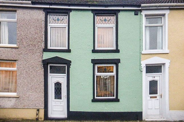 Thumbnail Terraced house for sale in Thurston Road, Trallwn, Pontypridd