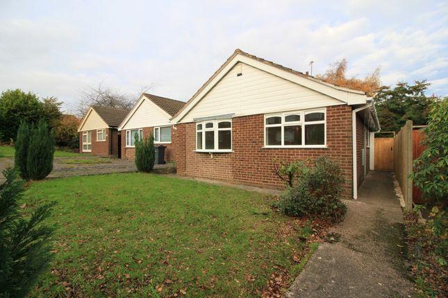 Thumbnail Detached bungalow for sale in Gimble Walk, Harborne, Birmingham