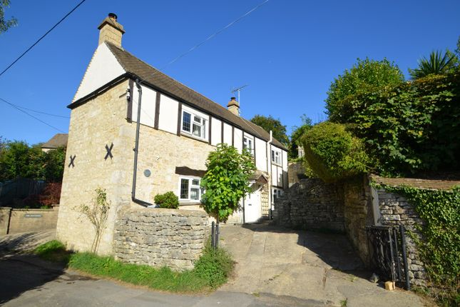 Thumbnail Detached house for sale in Cowswell Lane, Bussage, Stroud