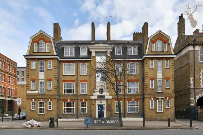 Thumbnail Flat to rent in Cambridge Health Road, London