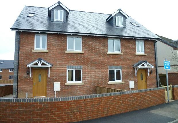 Thumbnail Semi-detached house to rent in Ellenscroft Court, New Street, Ledbury