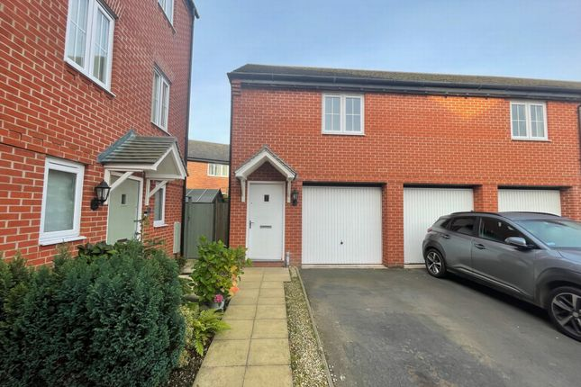 Thumbnail Terraced house to rent in Housman Way, Cleobury Mortimer