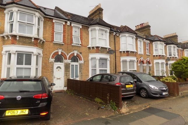 Thumbnail Terraced house for sale in Laleham Road, Catford