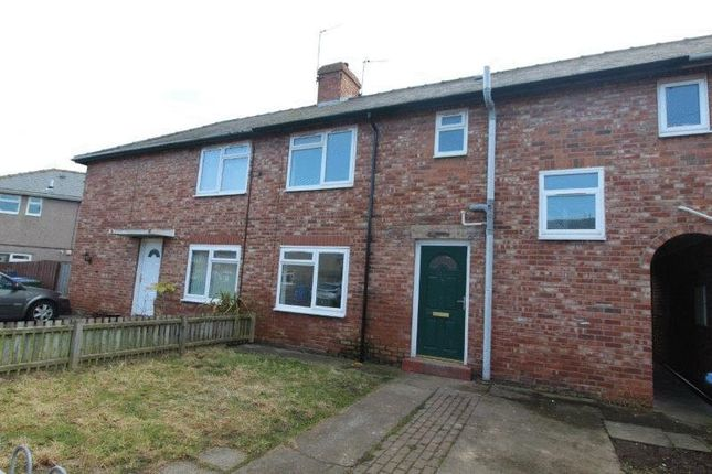 Thumbnail Terraced house to rent in Ninth Avenue, Blyth