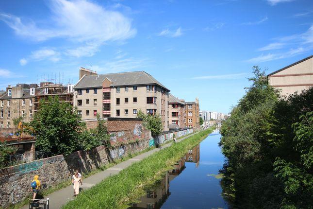 Local Area of Fowler Terrace, Edinburgh EH11