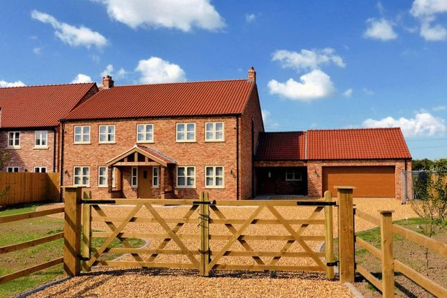 Thumbnail Country house for sale in Begdale Road, Elm, Cambridgeshire