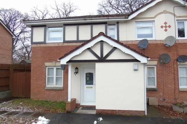 Thumbnail Flat for sale in Stonehaven Crescent, Cairnhill, Airdrie, North Lanarkshire