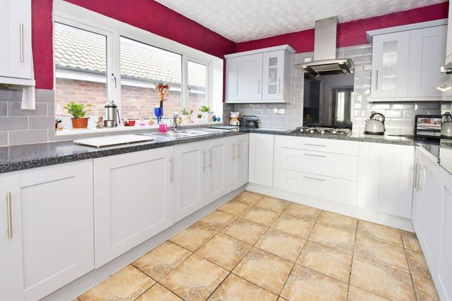 Kitchen of Red Lion Close, Talke, Stoke-On-Trent ST7