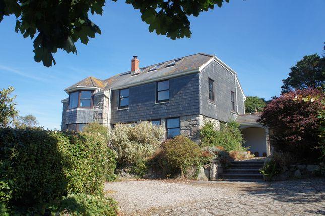 Thumbnail Detached house for sale in Lower Trevurvus, Ashton