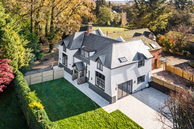 Thumbnail Semi-detached house for sale in Tandridge Lane, Tandridge, Oxted