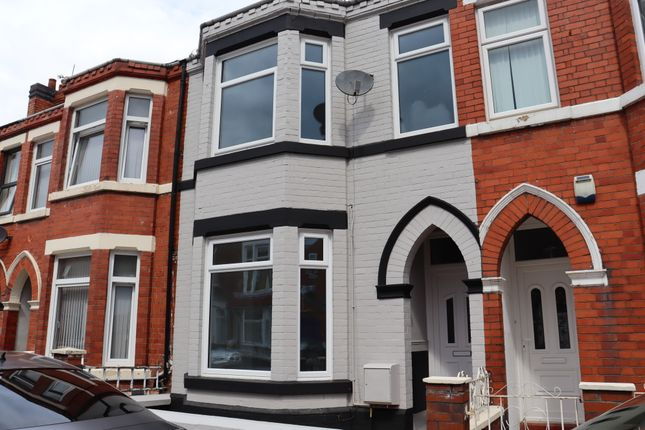 Thumbnail Terraced house to rent in Railbrook Court, Railway Street, Crewe