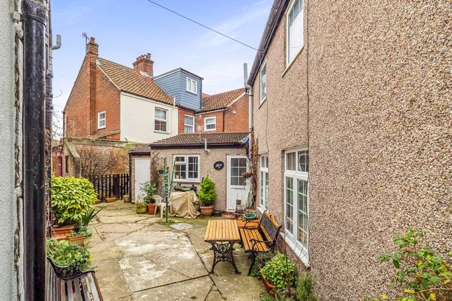 Thumbnail Terraced house for sale in Chapel Street, Cromer
