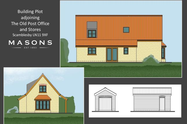 Land for sale in Building Plot, South Street, Scamblesby