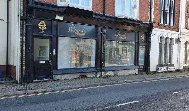 Thumbnail Retail premises to let in Castle Parade, Usk