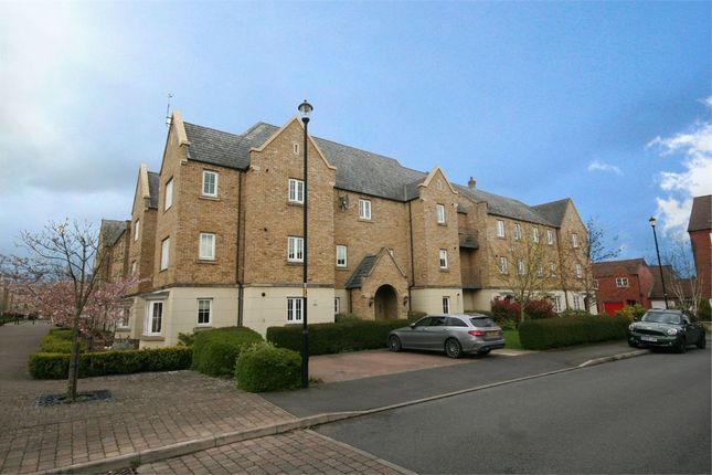 Thumbnail Flat to rent in Nightingale Gardens, Coton Meadows, Rugby, Warwickshire