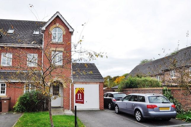 Thumbnail Town house for sale in Steeple Way, Churchlands, Stoke-On-Trent