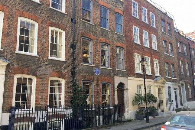 Thumbnail Office for sale in Elder Street, London