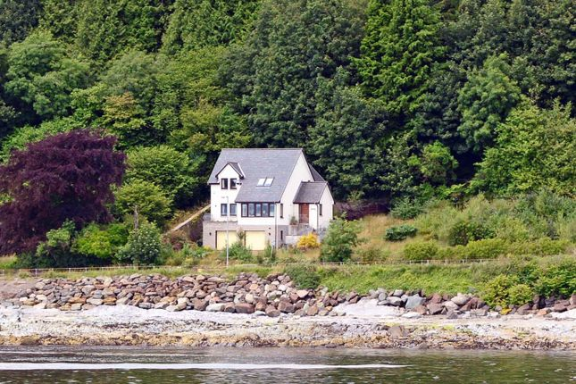 Thumbnail Detached house for sale in Bullwood Road, Dunoon