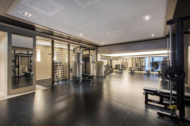 Gym 1 of Capital Building, Embassy Gardens, 5 New Union Square, Nine Elms, London SW11