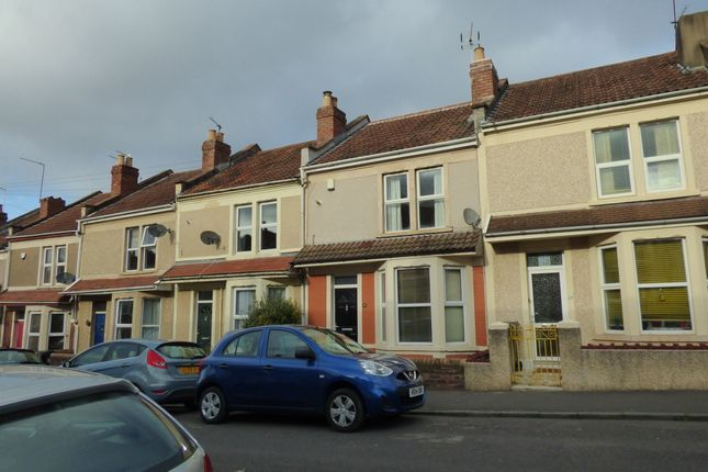 Thumbnail Terraced house to rent in Sandbach Road, Bristol