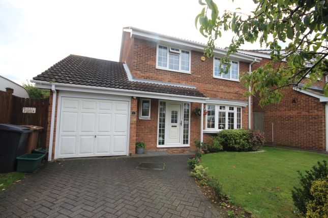 4 bed detached house for sale in Quinion Close, Chelmsford