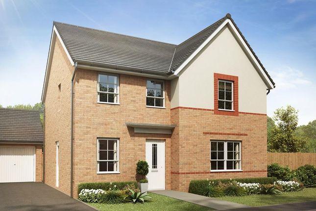 "Thumbnail Detached house for sale in ""Radleigh"" at Phoenix Lane, Fernwood, Newark"