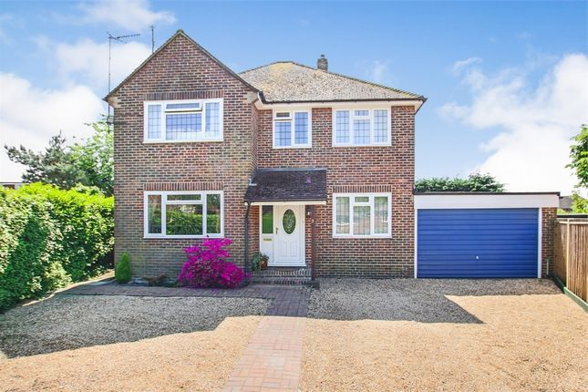 Thumbnail Detached house for sale in Chantlers Close, East Grinstead, West Sussex