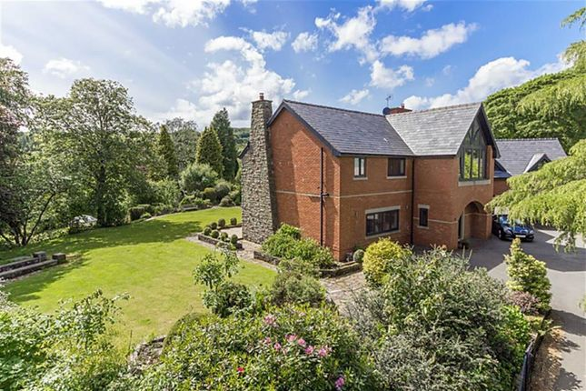 Thumbnail Detached house for sale in Chapeltown Road, Bromley Cross, Bolton