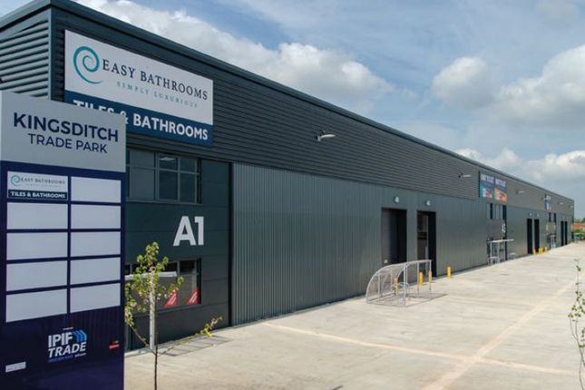 Thumbnail Industrial to let in Kingsditch Trade Park, Upperfield Lane, Cheltenham