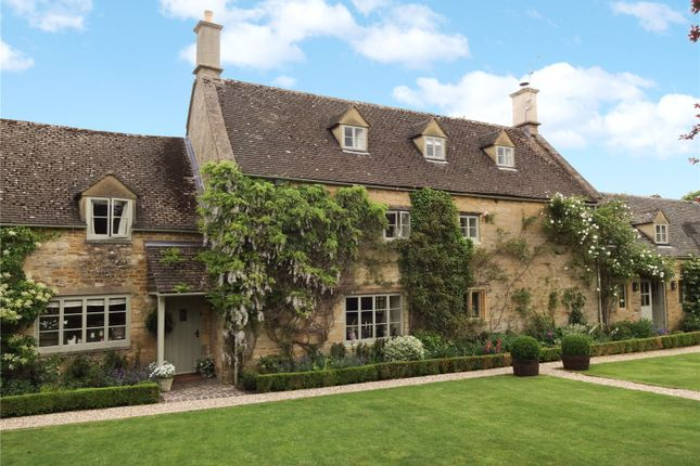 Thumbnail Detached house for sale in Icomb, Cheltenham, Gloucestershire