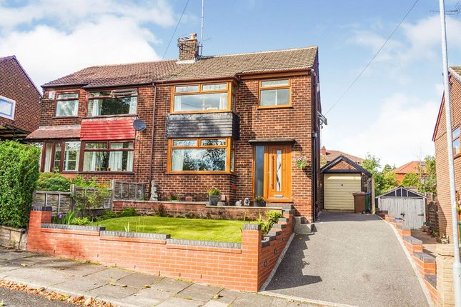 Thumbnail Semi-detached house for sale in Parsons Drive, Manchester