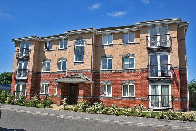Thumbnail Flat for sale in Fenwick Court, Netherfield, Nottingham