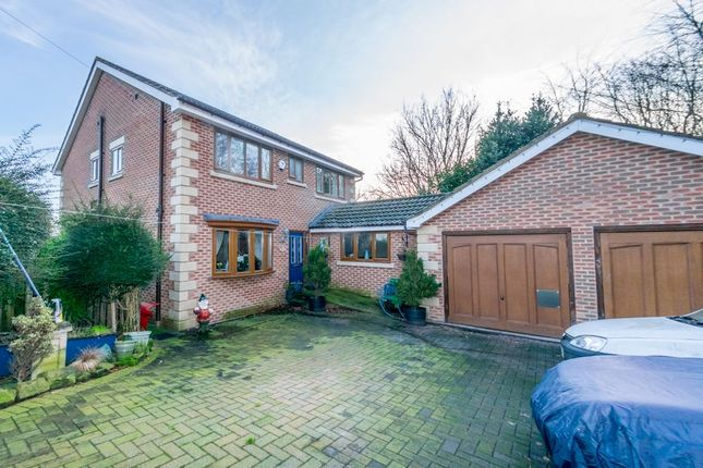 Thumbnail Detached house for sale in Blenheim Drive, Upper Batley