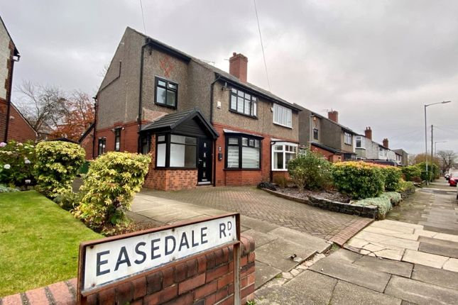 Thumbnail Semi-detached house for sale in Easedale Road, Bolton