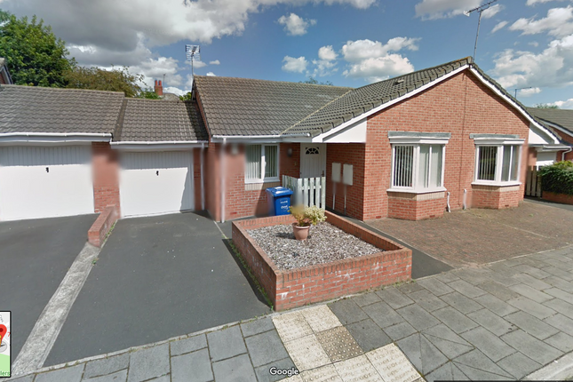Thumbnail Bungalow for sale in Walker Grove, Newcastle Upon Tyne