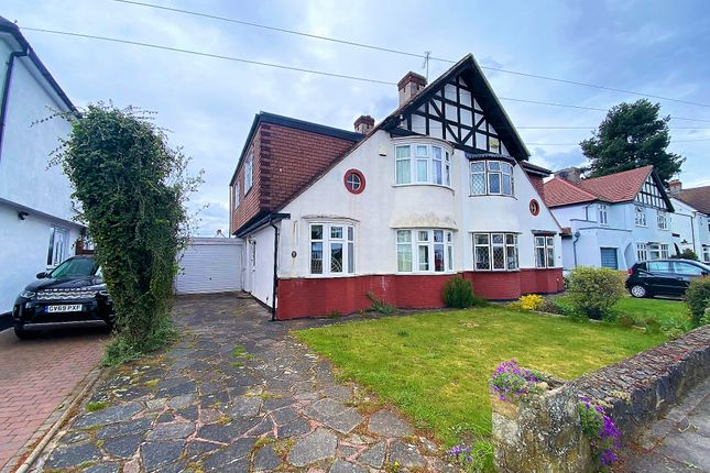 Thumbnail Semi-detached house for sale in Brookmead Avenue, Bromley