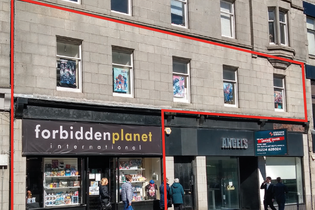 Thumbnail Retail premises to let in Schoolhill, Aberdeen