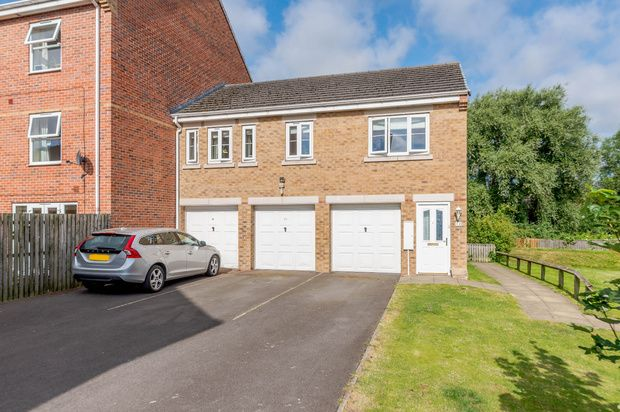 Thumbnail Flat for sale in Tom Umpleby Close, Northallerton