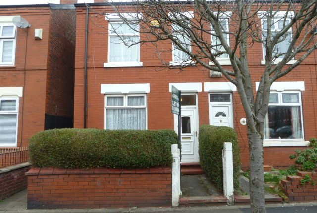 Thumbnail Semi-detached house to rent in Beech Road, Cale Green, Stockport